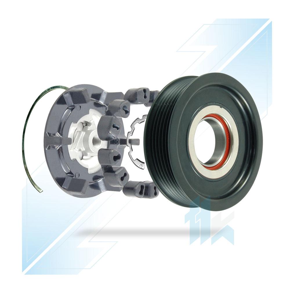 W211 Klimakompressor Magnetkupplung : air conditioning compressor clutch for mercedes e w211 cls w219 ml w164 s w220 v6 v8 ebay ~ Aude.kayakingforconservation.com Haus und Dekorationen