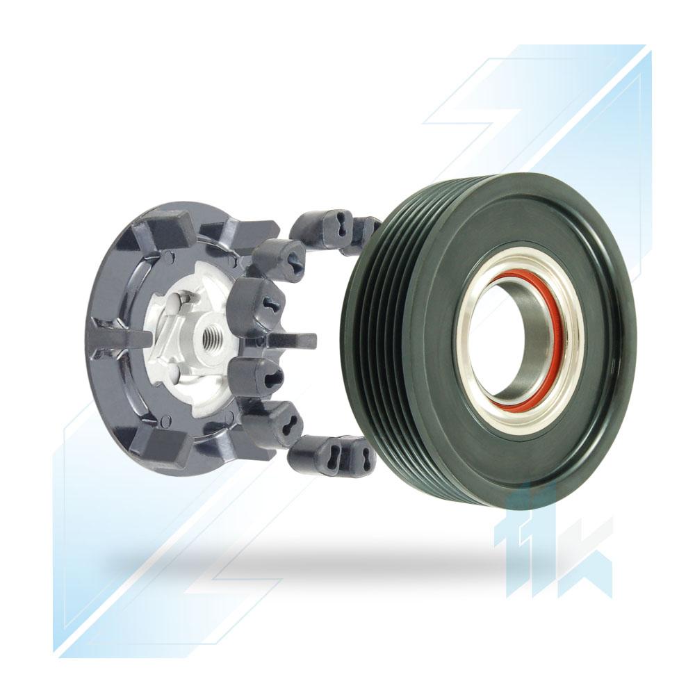 W211 Klimakompressor Magnetkupplung : klimakompressor kupplung f r mercedes ml cdi w164 2008 e 280 320 400 cdi w211 ebay ~ Aude.kayakingforconservation.com Haus und Dekorationen
